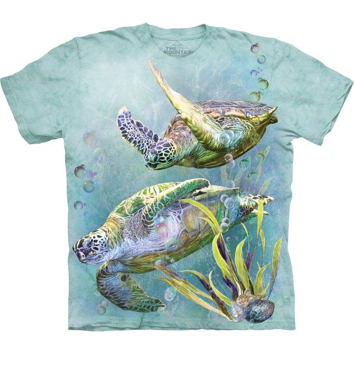 Tričko Plovoucí mořské želvy