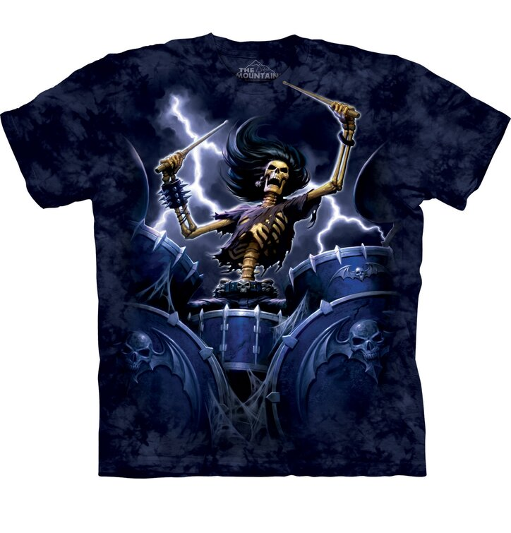 Tričko Mŕtvy bubeník