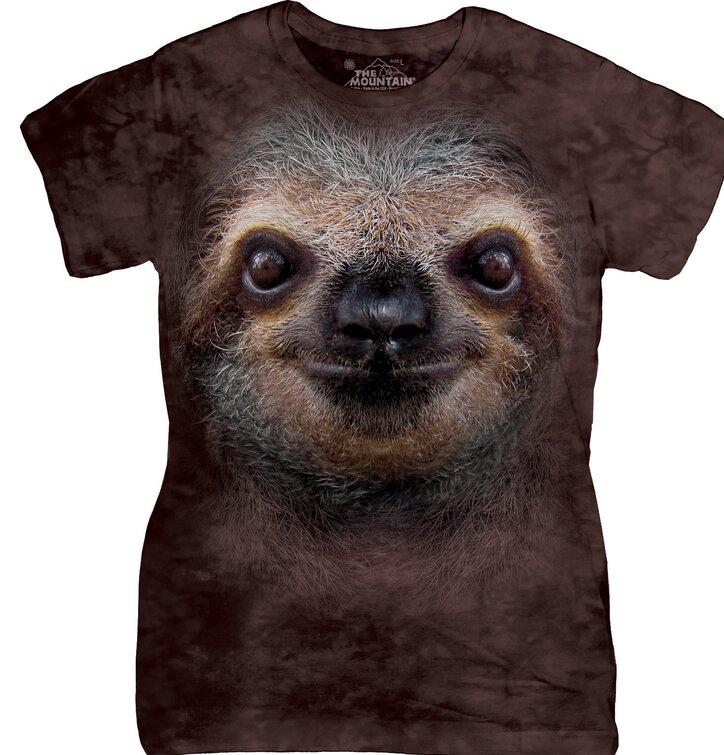 Dámske tričko Leňochod