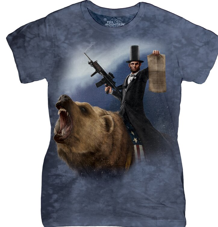 Lincoln Emancipator T Shirt