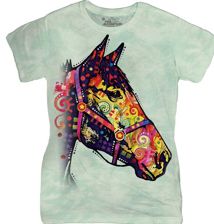 Dámské tričko Russo Funky kůn