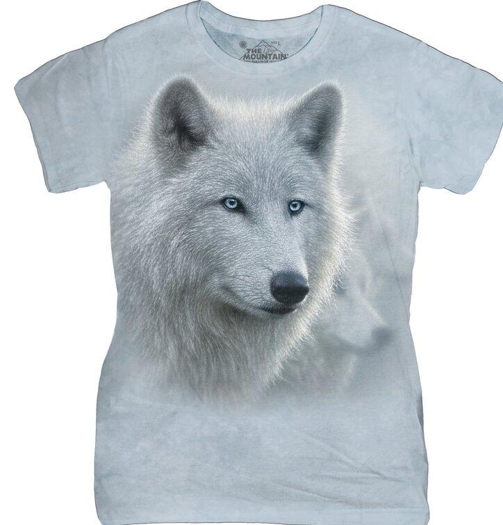 Tricou damă  White Wolf