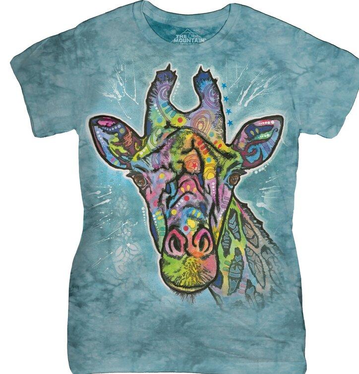 Dámske tirčko Žirafa