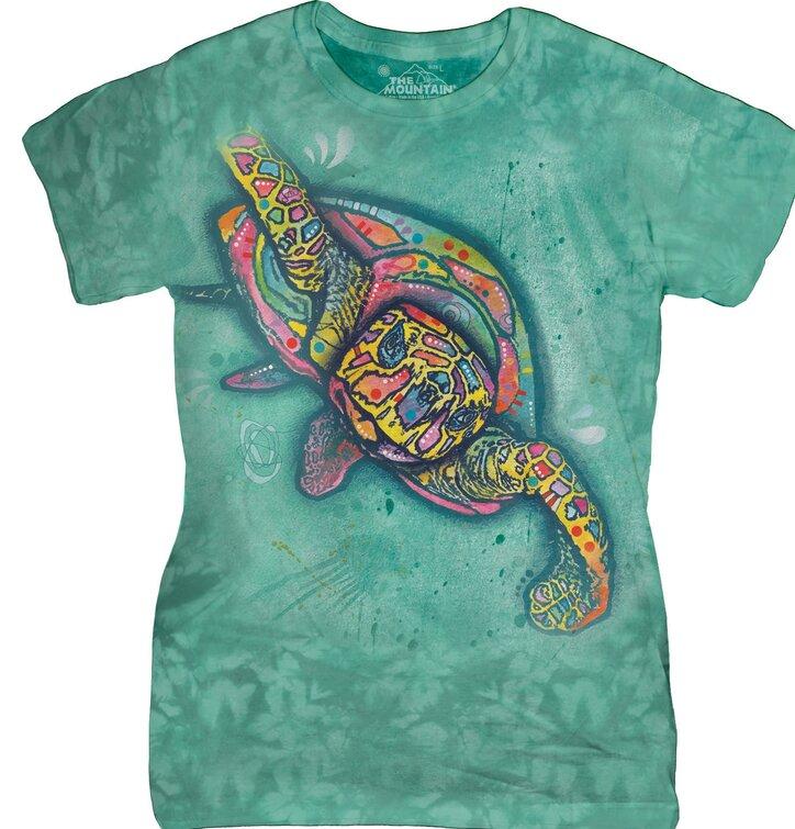 Dámske tričko Russo Korytnačka