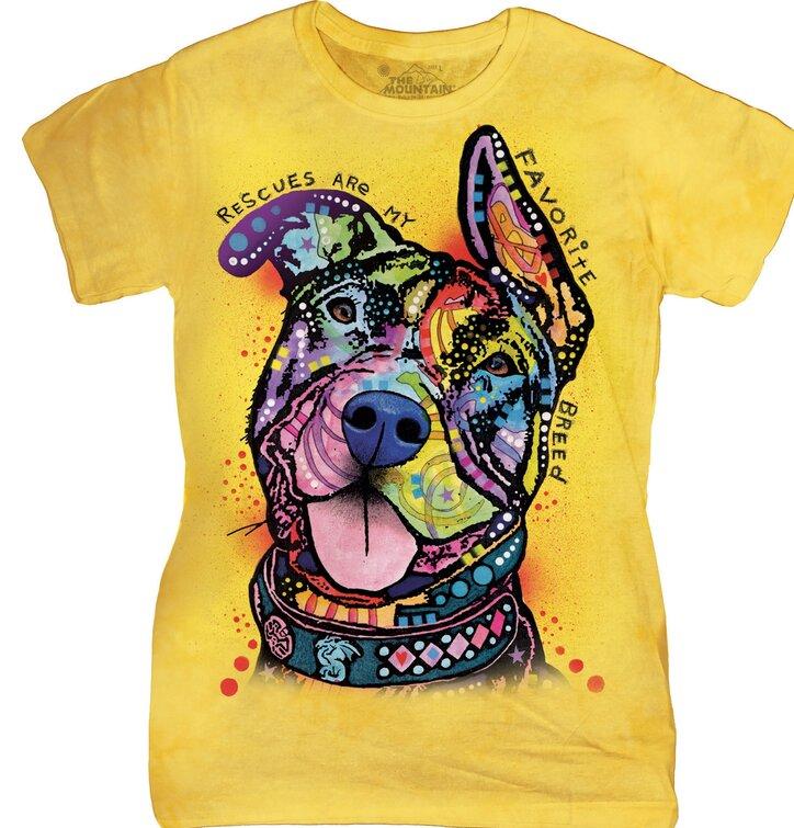 Dámské tričko Russo My Favorite Breed