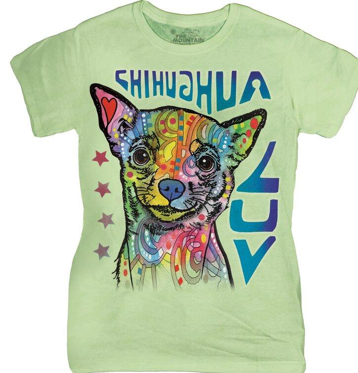 Chihuahua Luv Russo