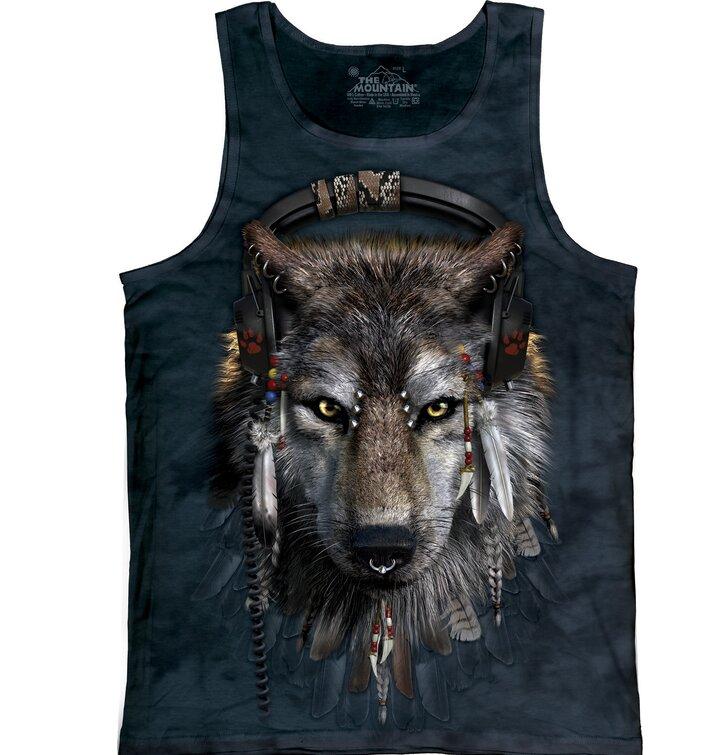 Unterhemd DJ Wolf