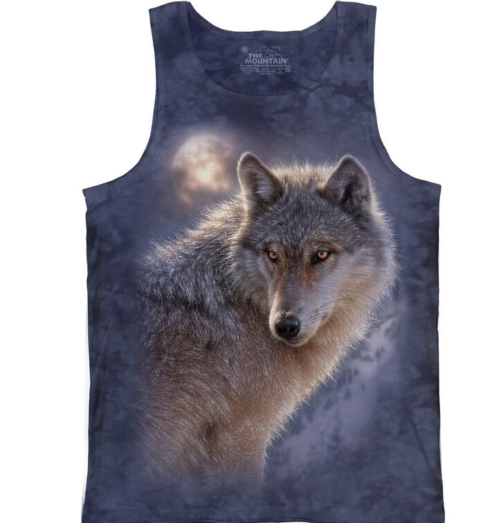 Adventure Wolf  Unisex