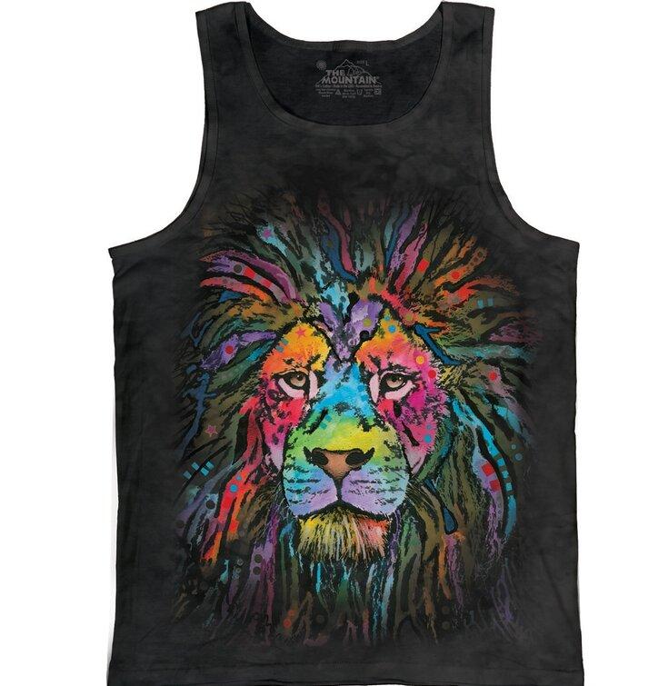 Mane Lion Small Unisex