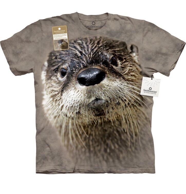 T-Shirt Amerikanischer Otter