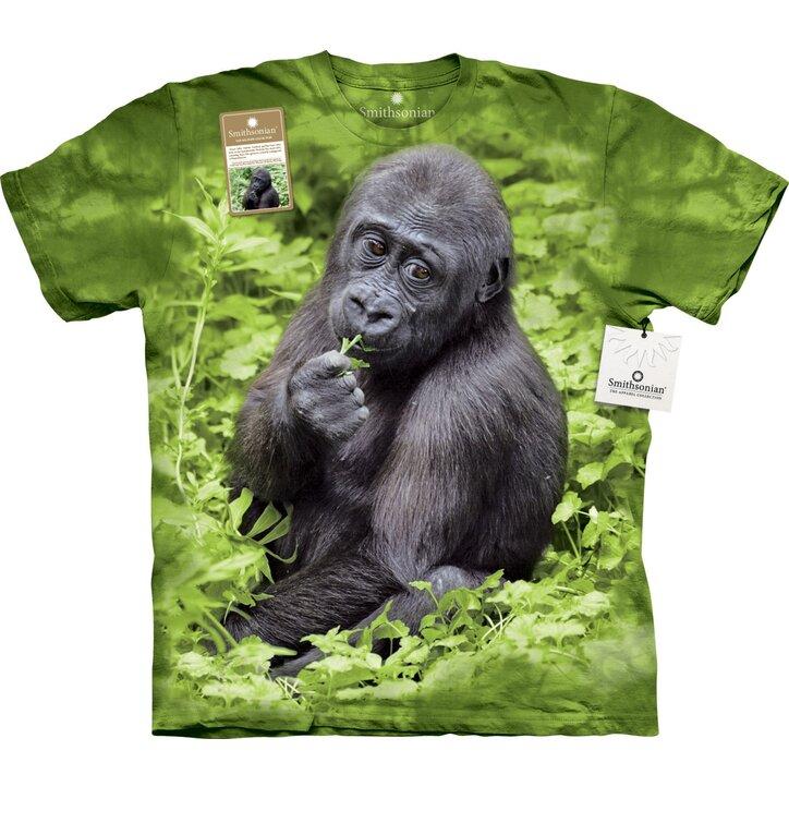 Tričko Gorila nížinná