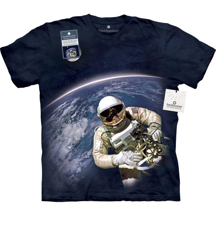 Tričko Prvý krok vo vesmíre