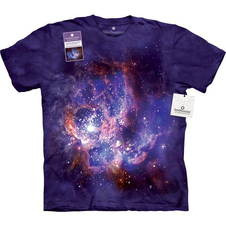 T-Shirt Sterne im Universum