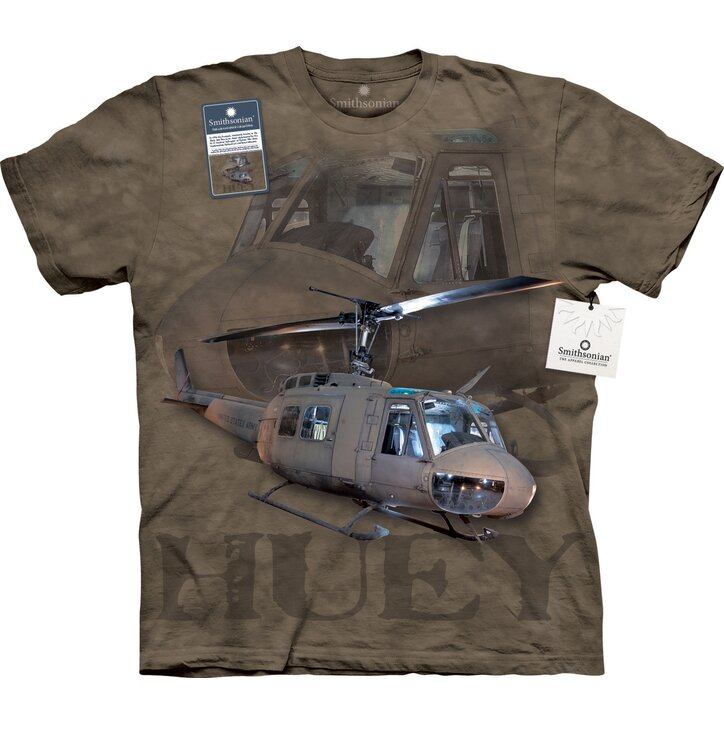 T-Shirt Amerikanischer Hubschrauber