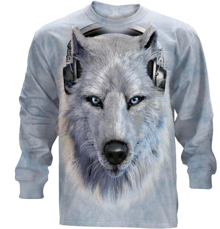 White Wolf DJ  Adult