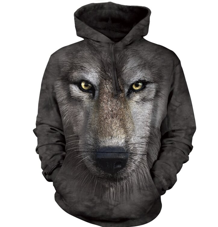 Wolf Face Adult