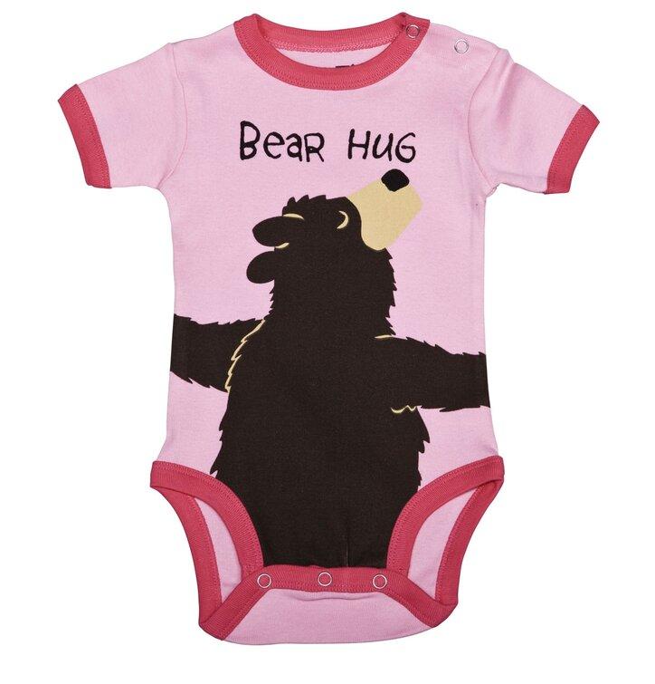 LazyOne Girls Bear Hug