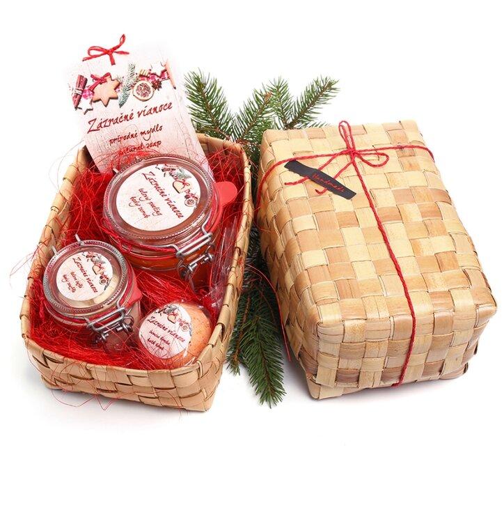 Darčekové balenie Zázračné Vianoce  4e4b6b6df5b