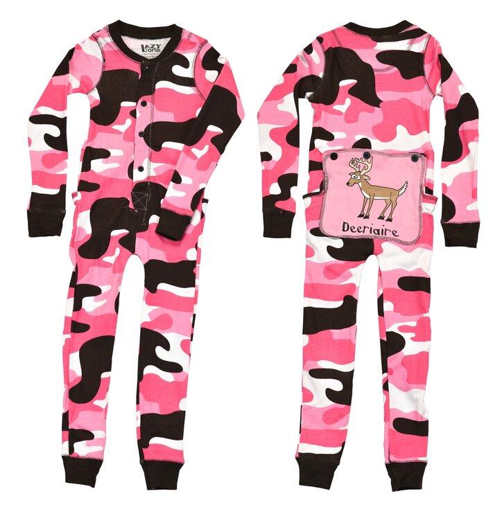 Egyrészes Gyermek Pizsama- Szarvas - Csecsemő