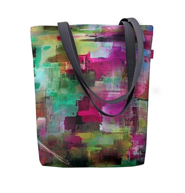 Taška na rameno Sunny - Abstrakt
