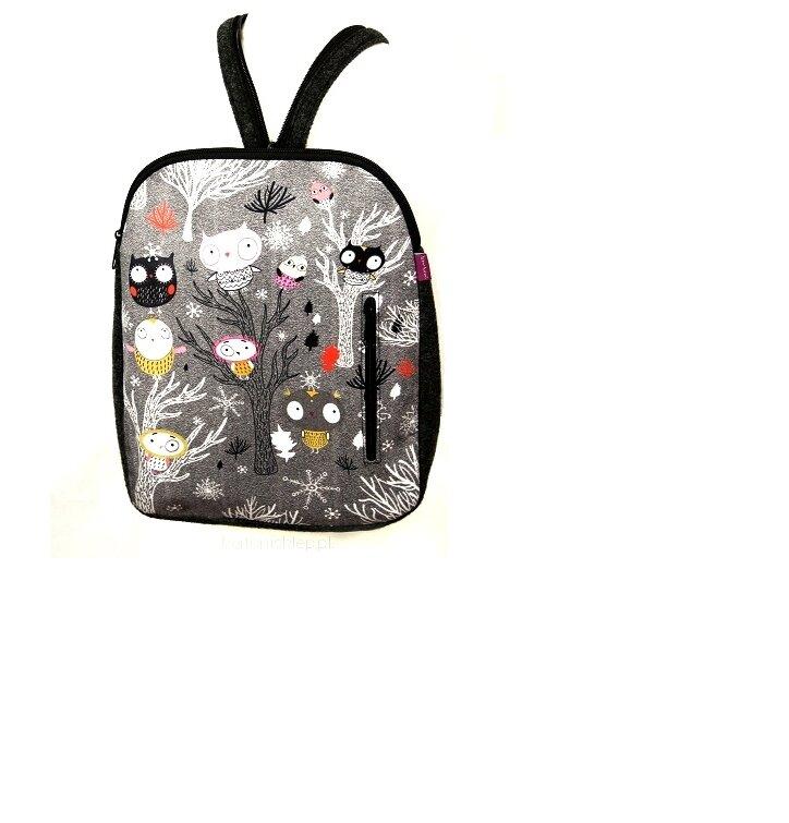 Hledáte originální a neobvyklý dárek  Obdarovaného zaručeně překvapí  Designový batoh - Bubo 5408dfd319