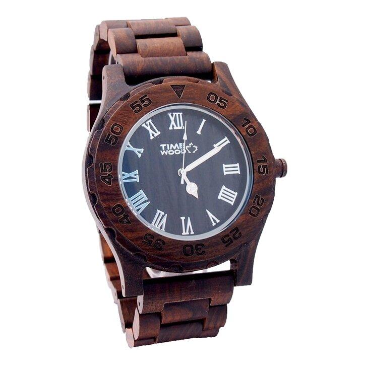 Wooden Watch Jedi