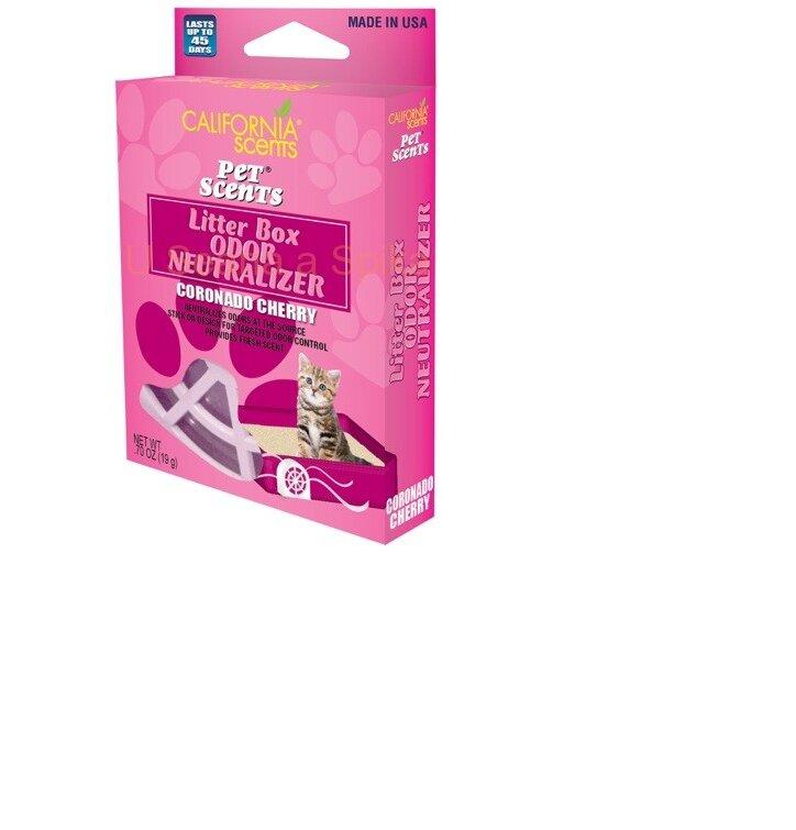 Eliminátor zvířecích pachů - višen BOX