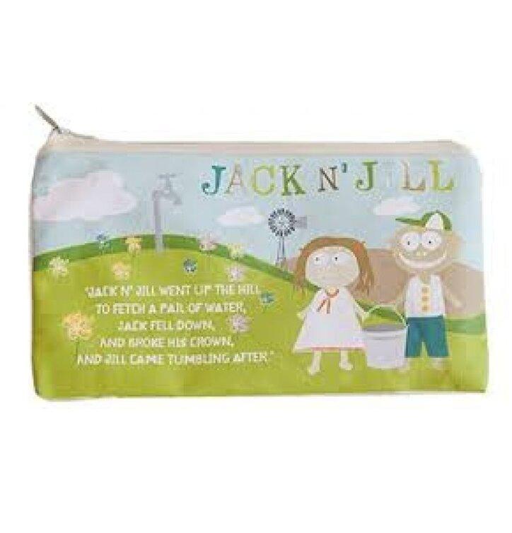 Jack N´Jill - Vrecúško z prírodnej bavlny