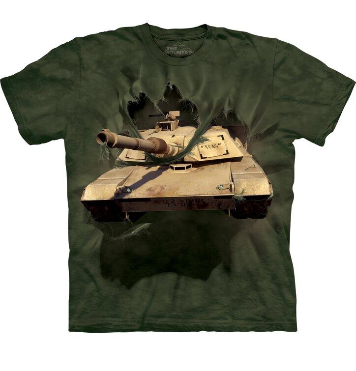 M1 Abrams Tank Child