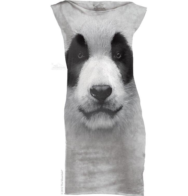 Big Face Panda  Adult