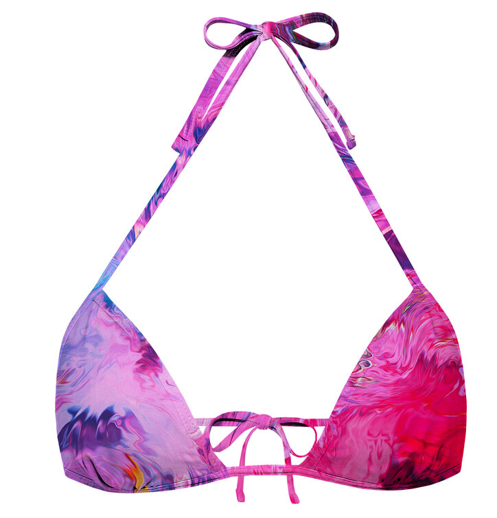 Triangel-Bikinioberteil Moderne Kunst   Dedoles 8e2c04305d