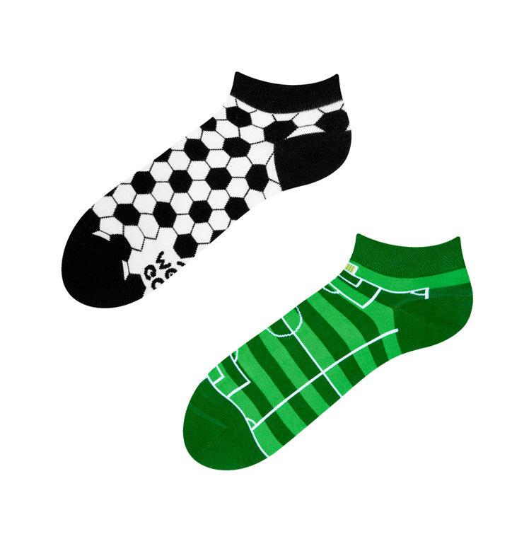 Členkové veselé ponožky Futbal