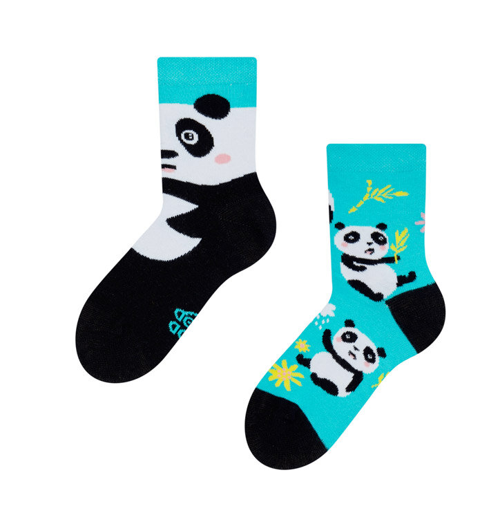 Good Mood Kids Socks Panda