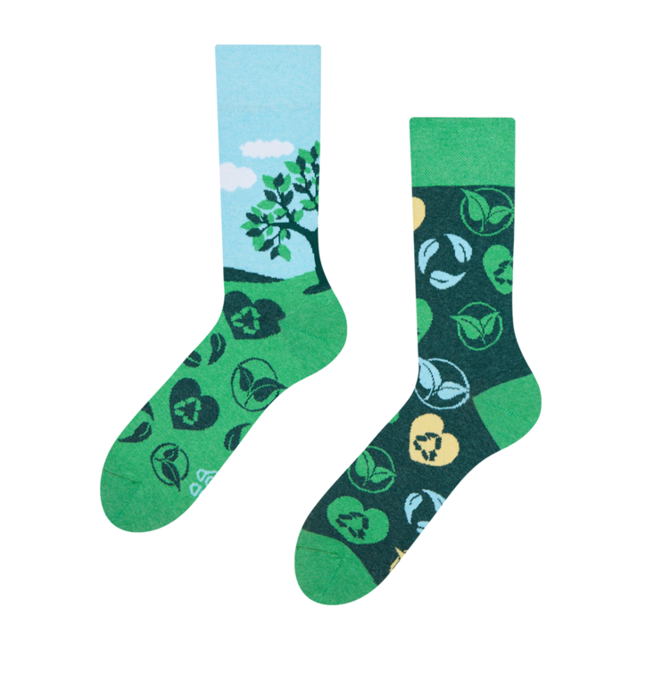 Good Mood Socks Plant a tree