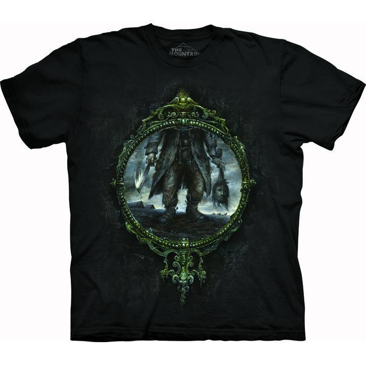 Tričko Zrcadlo