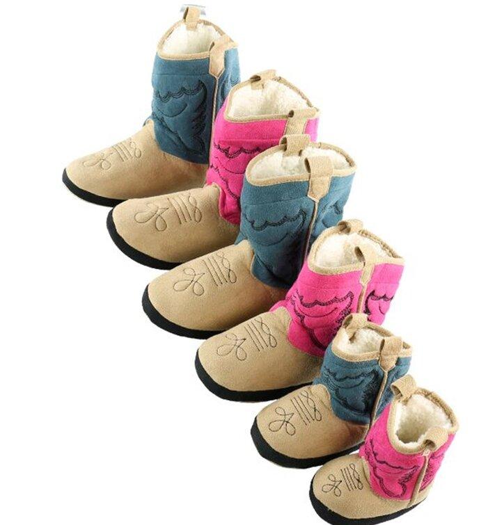7dc4fa7578665 Pre dokonalý a originálny outfit Modré semišové kovbojské čižmy