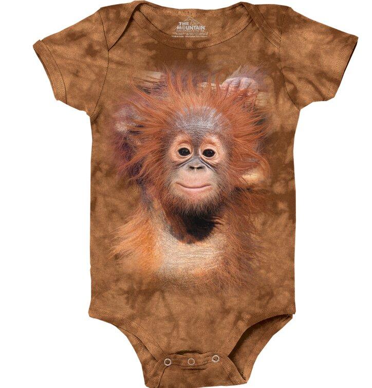 Gyermek body Orangután kölyök