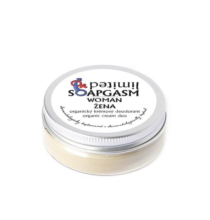 Organický krémový deodorant Žena