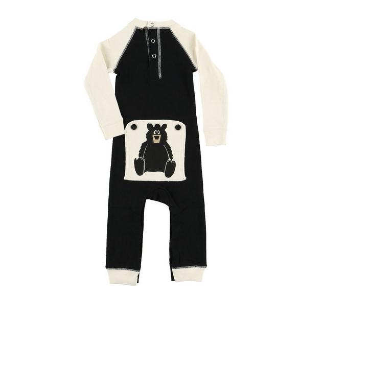 e22a482803 Szerezzen magának örömet ezzel a Dedoles darabbal Csecsemő pizsama overál  Medvebocs