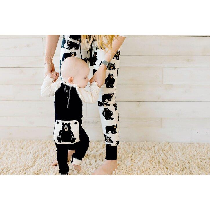 788a631736 Csecsemő pizsama overál Medvebocs | Dedoles