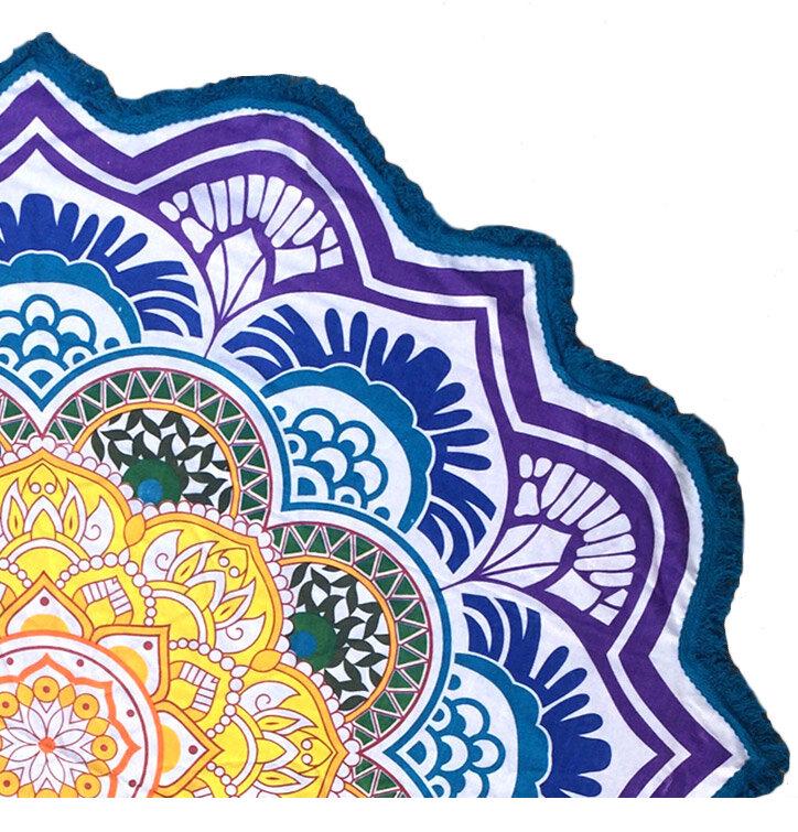 Bavlnená mandala Maroko