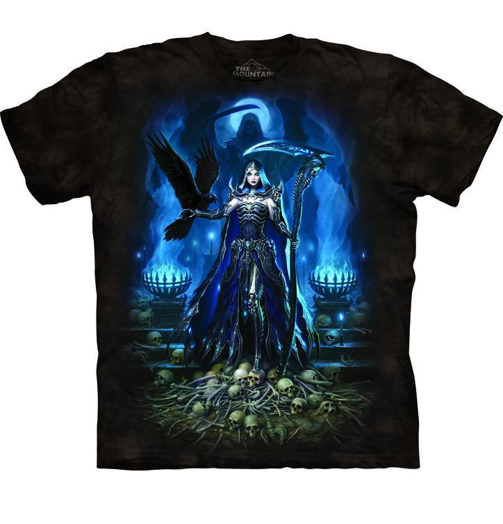 T-shirt Regina della morte