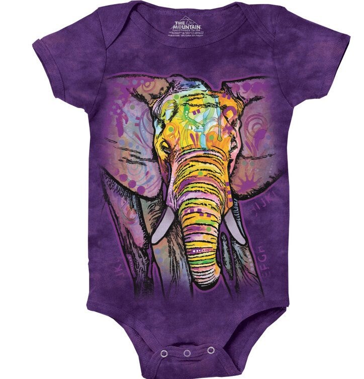 Detské body Russo slon