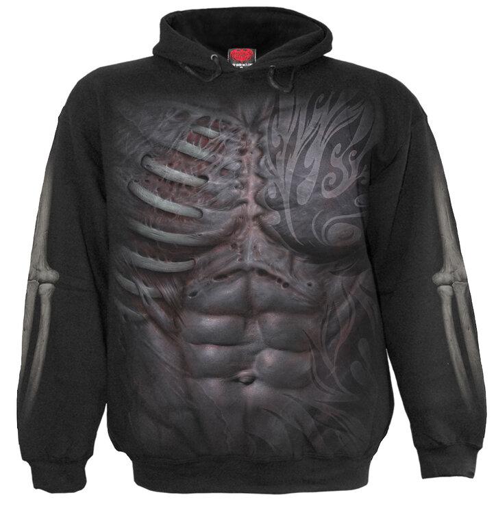 egyedi férfi kapucnis pulóver
