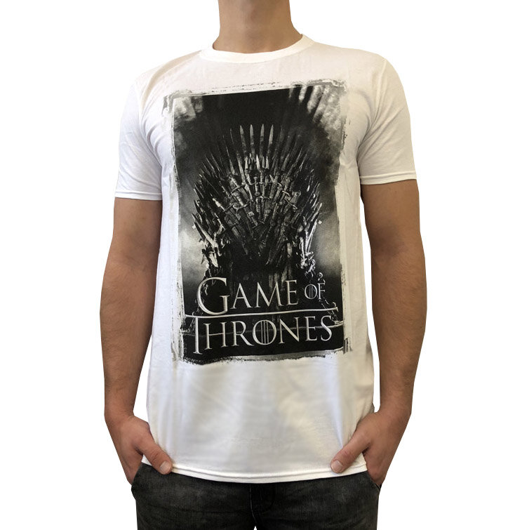 t shirt game of thrones iron throne dedoles. Black Bedroom Furniture Sets. Home Design Ideas