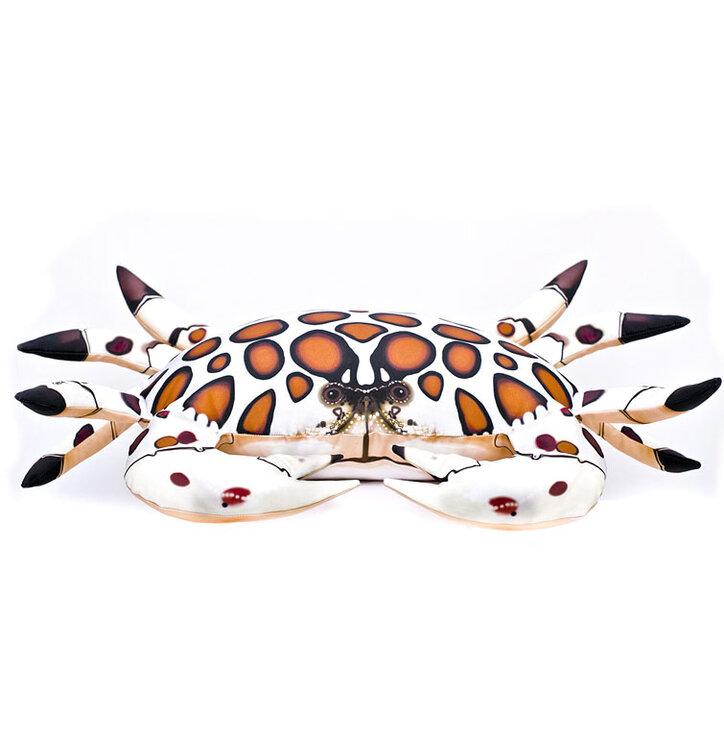 Vankúš Krab calico - 60 cm