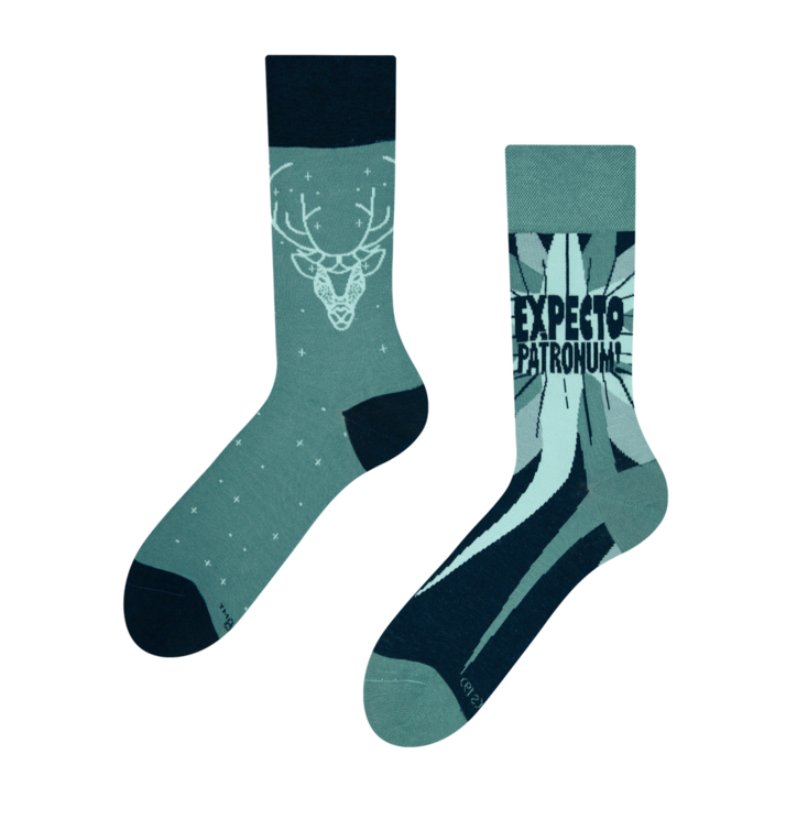 Lustige Socken Harry Potter ™ - Expecto Patronum