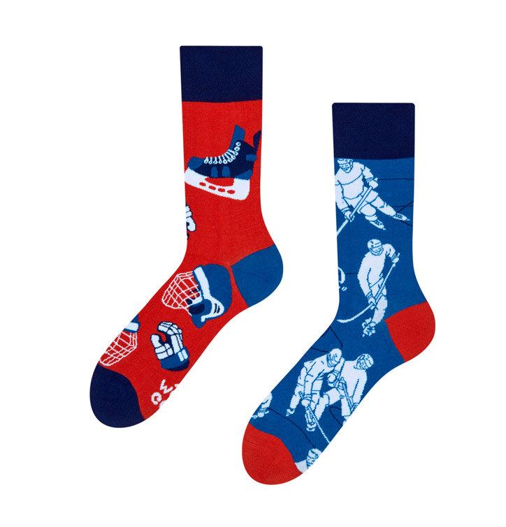 Lustige Socken Eishockey