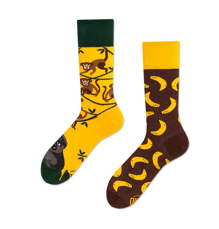 Funny Socks - Monkeys
