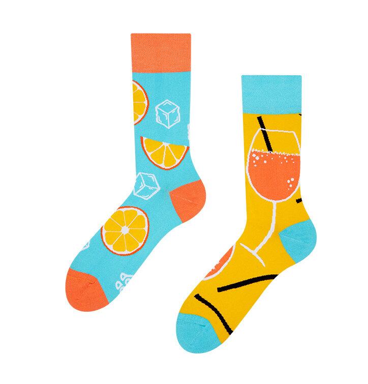 Lustige Socken Spritz